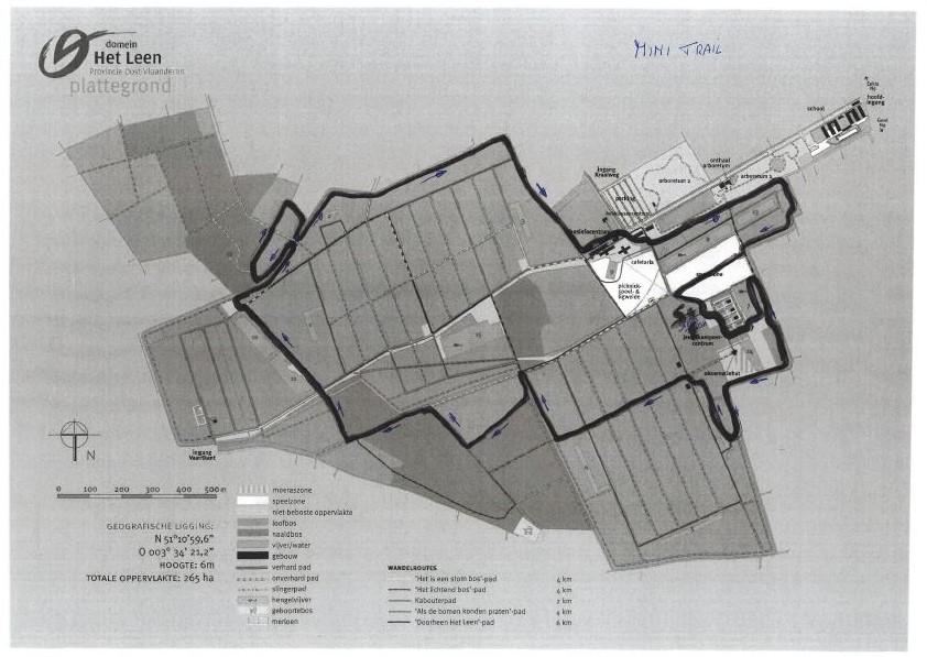 Parcours Minitrail-2018